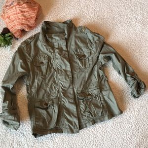 Junior khaki jacket- Daytrip